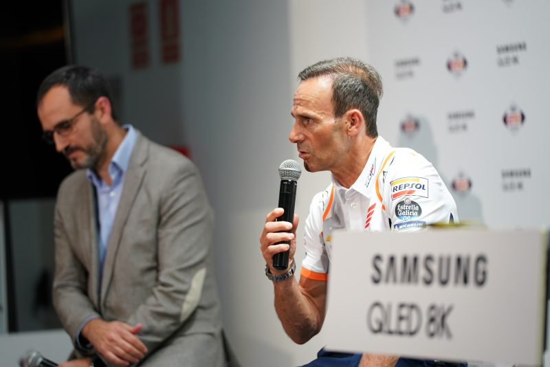 Repsol Honda Team announce Samsung as new technical supplier