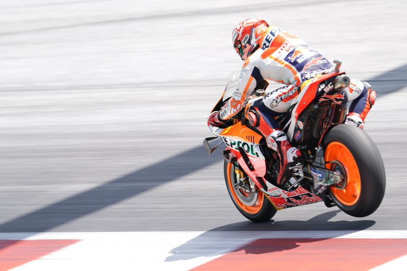 Record breaker Marquez raises the bar with 59th MotoGP pole