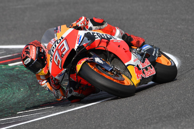 Repsol Honda Team complete positive and productive Misano Test