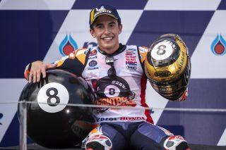 15 Tailandia GP 3, 4, 5 y 6 de octubre de 2019, circuito de Chan