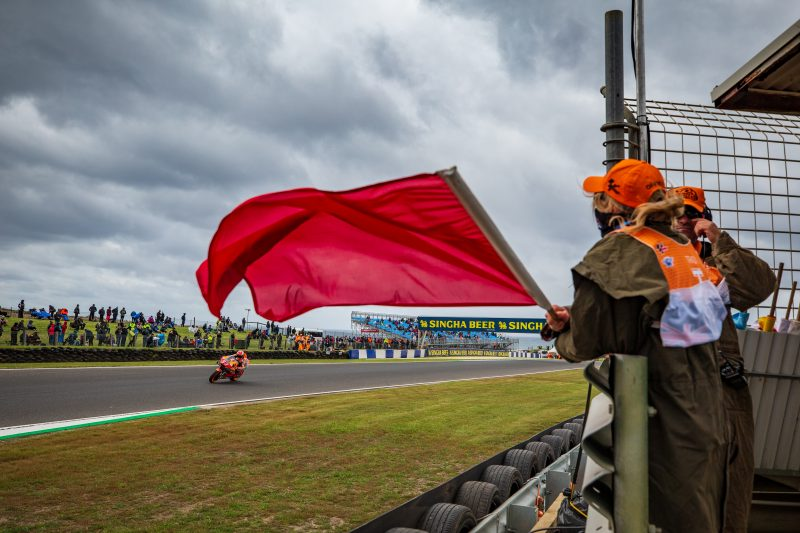 Qualifying cancelled as winds batter Phillip Island