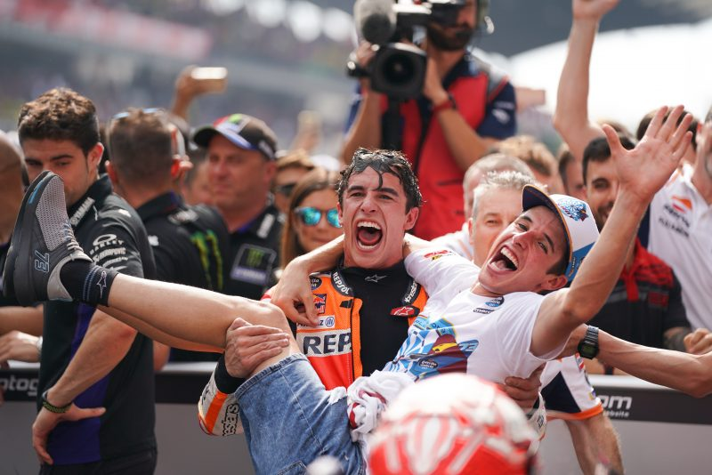 Scintillating second for record-point scorer Marquez in Malaysia