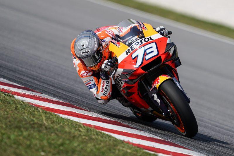 Repsol Honda Team back on track at the Sepang Test