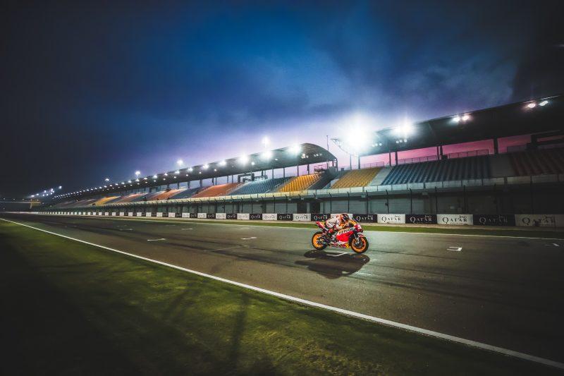 MotoGP pre-season comes to an end in Qatar
