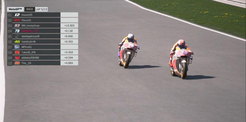 Repsol Honda Team's best Virtual GP Moments