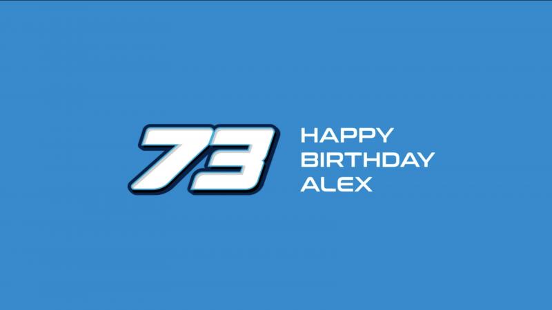 VIDEO: Happy Birthday Alex!