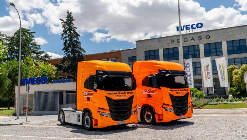 Repsol Honda Team welcome IVECO as a new partner