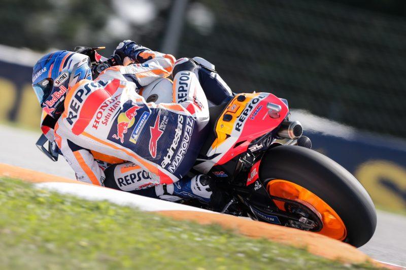 Repsol Honda Team lay the foundations in Brno