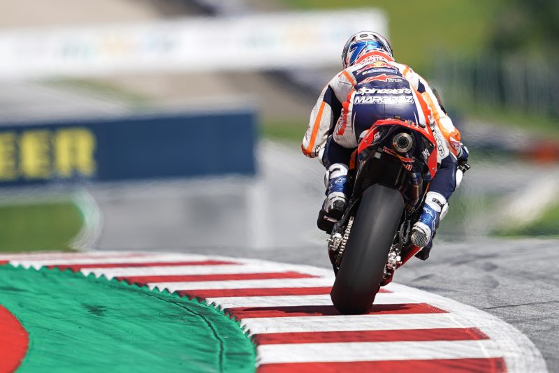 Repsol Honda Team make qualifying progress at the Red Bull Ring