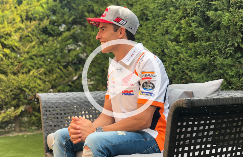 """Marc Marquez: """"Don't worry, we will come back to the top"""""""
