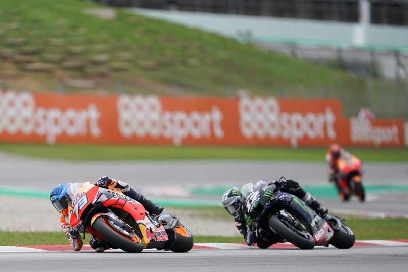 More points for fast-starting Alex Marquez