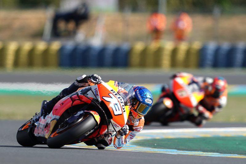Saturday in Le Mans leaves Repsol Honda wanting more
