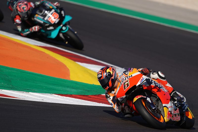 Repsol Honda Team end 2020 with double points haul