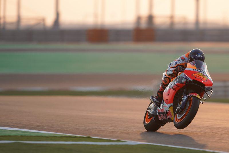 Pol Espargaro begins his Repsol Honda Team journey
