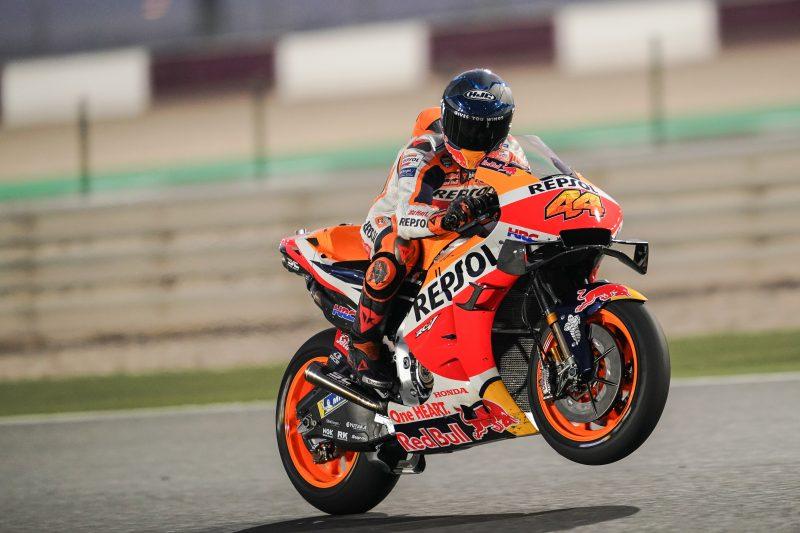 Testing resumes in Qatar for the Repsol Honda Team