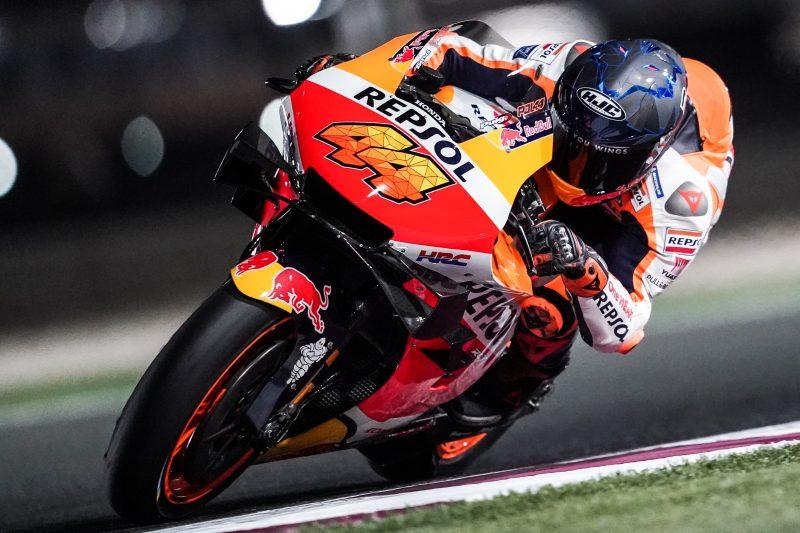 Espargaro escalates his pace on penultimate testing day