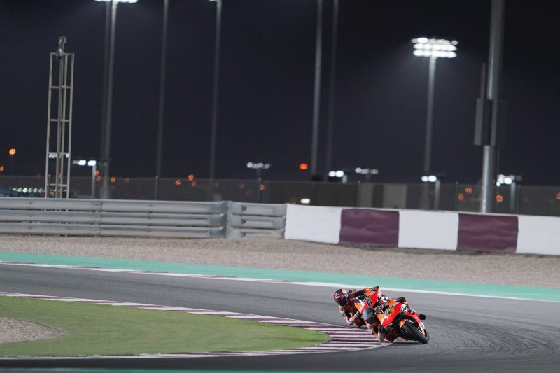 Sunday improvements the focus for the Repsol Honda Team