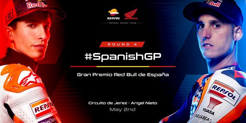 Next stop Spanish GP for the Repsol Honda Team