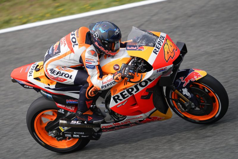 Productive day in Jerez for Pol Espargaro as Marquez ends early
