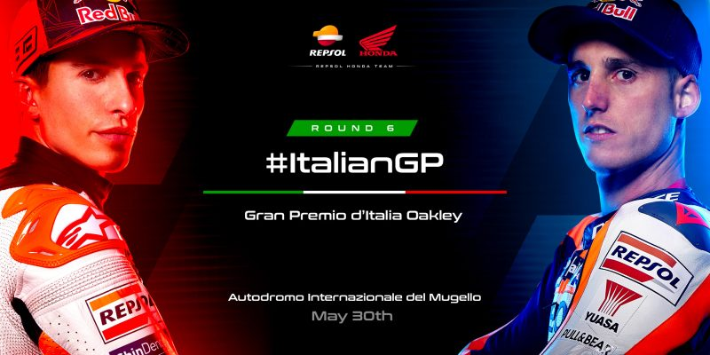 Mugello the next target for the Repsol Honda Team