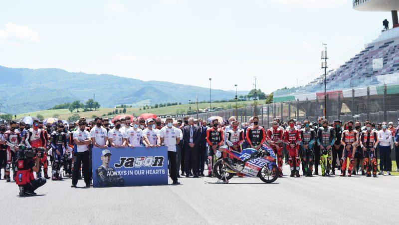 Repsol Honda Team end difficult Mugello weekend