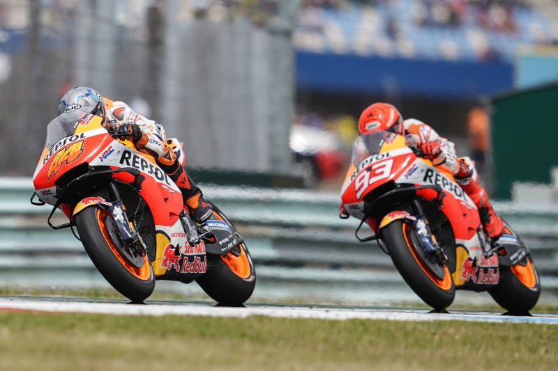 Repsol Honda Team determined to fight back from disappointing Saturday