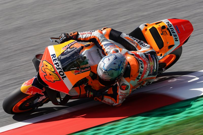 Consistent start for the Repsol Honda Team as MotoGP action resumes