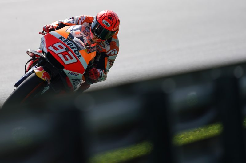 Wet and dry conditions open second Red Bull Ring weekend