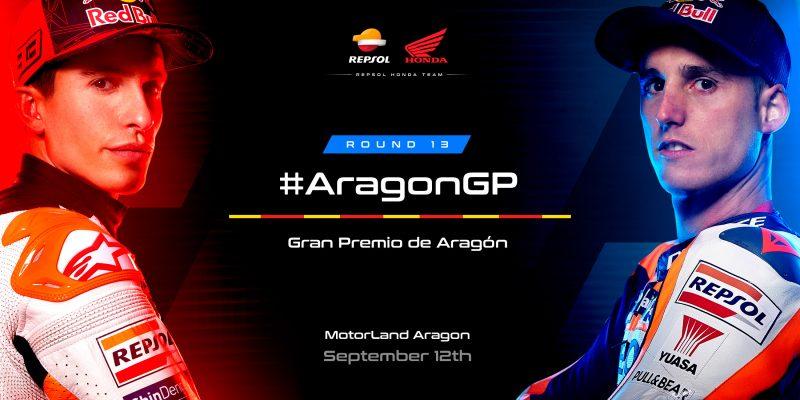 Aragon the next challenge for the Repsol Honda Team