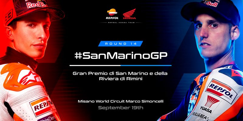 Straight back to business in Misano