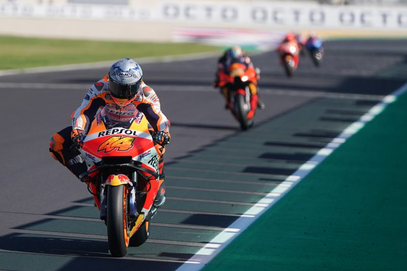Sixth and seventh on the grid for Repsol Honda Team in Misano