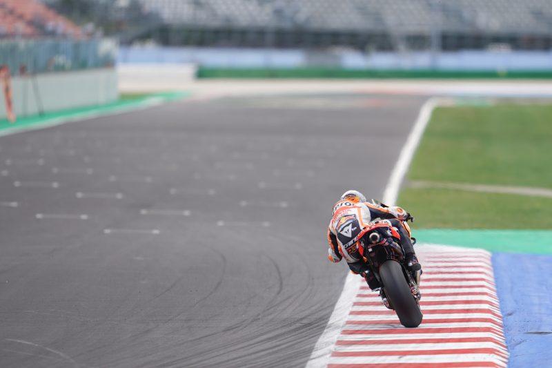 Repsol Honda Team conclude productive Misano Test