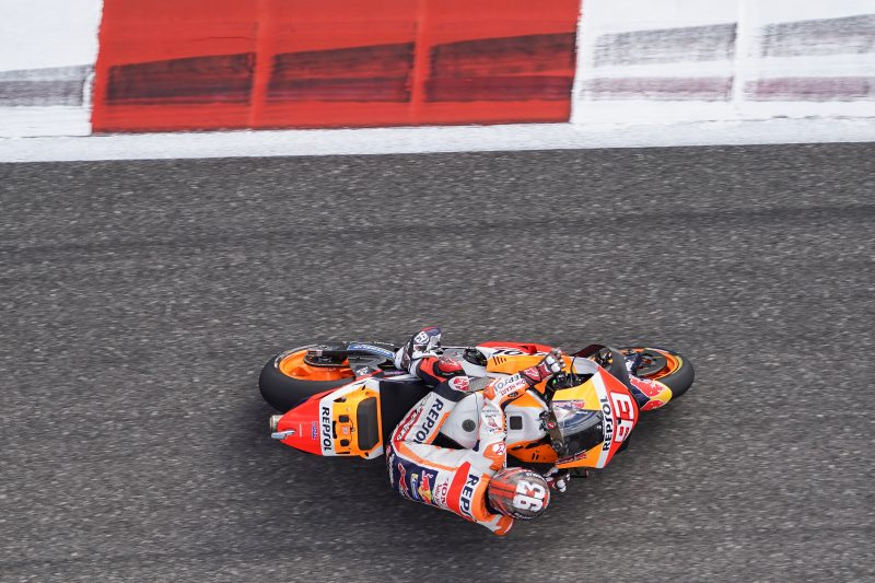 Clear intentions: Marquez and Espargaro fly on Friday in Austin