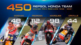 450-podiums